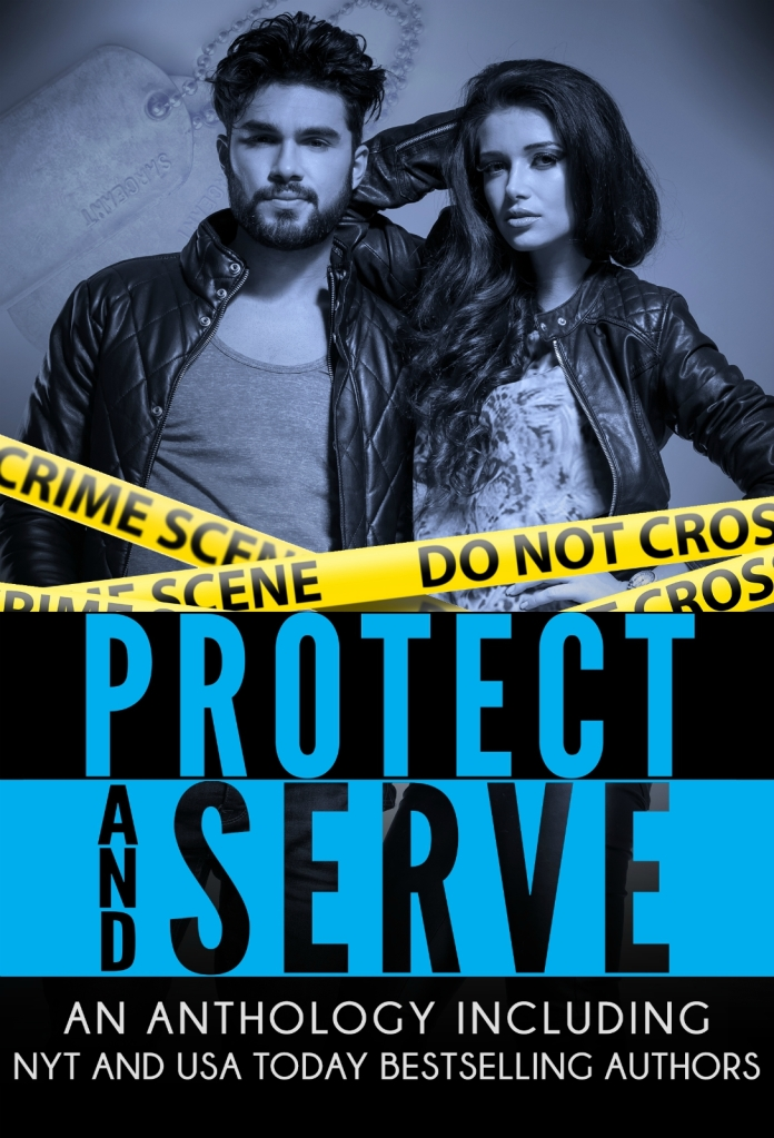 Protect and Serve Ebook Cover