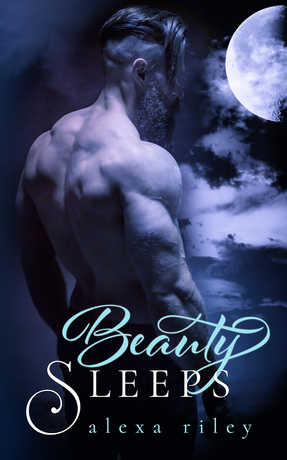 BeautySleeps_FrontCover