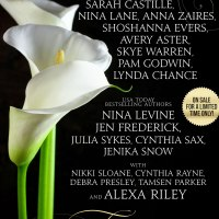 #CoverReveal For The First Time #anthology #comingsoon