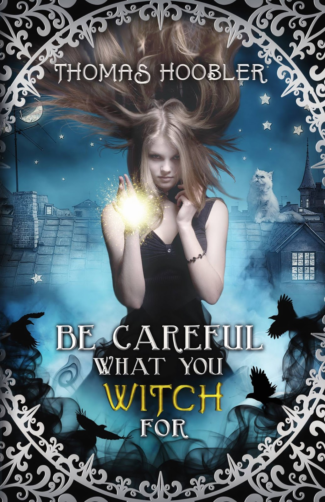 Image result for be careful what you witch for hoobler