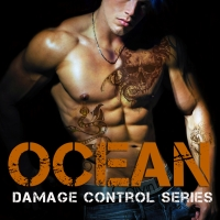 #CoverReveal Ocean by Jo Raven #DamageControl #Romance