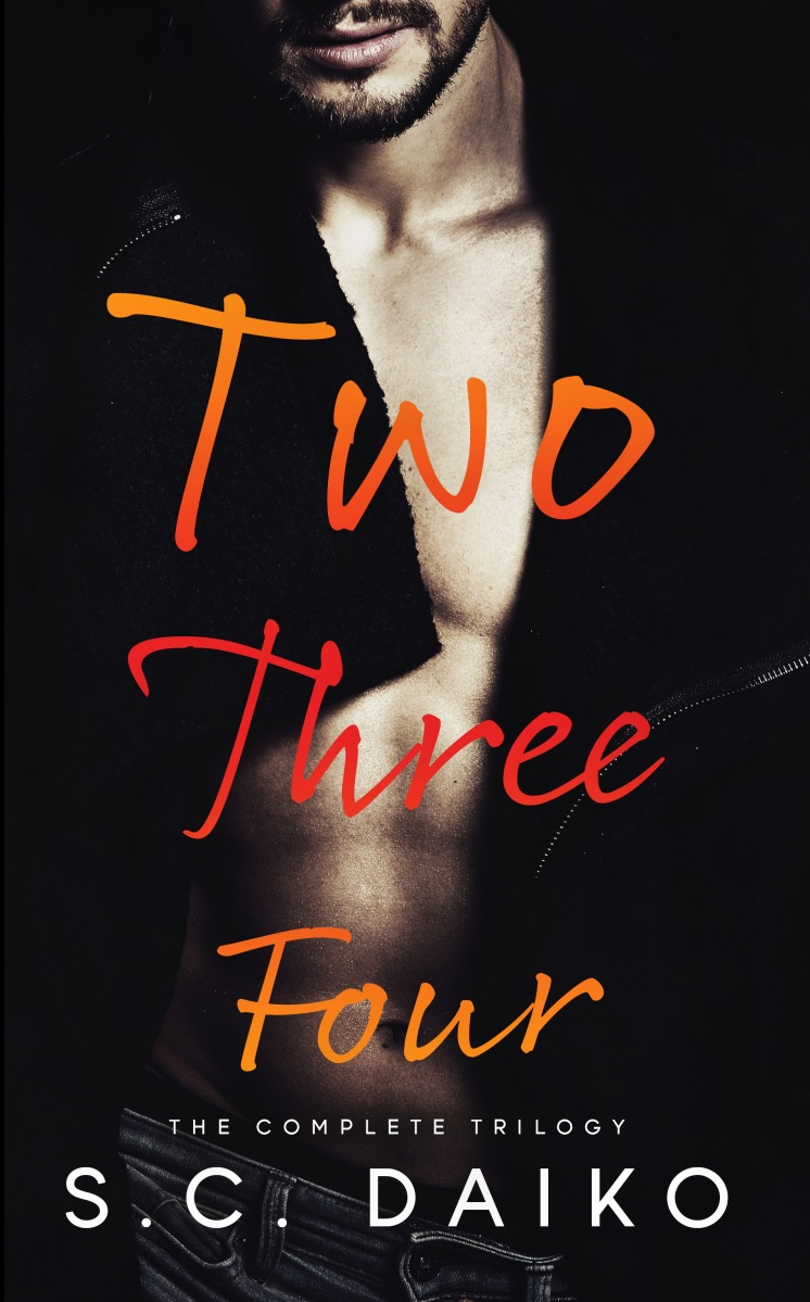 Two Three Four: The Complete Trilogy #Menage #Erotica @S_C_Daiko