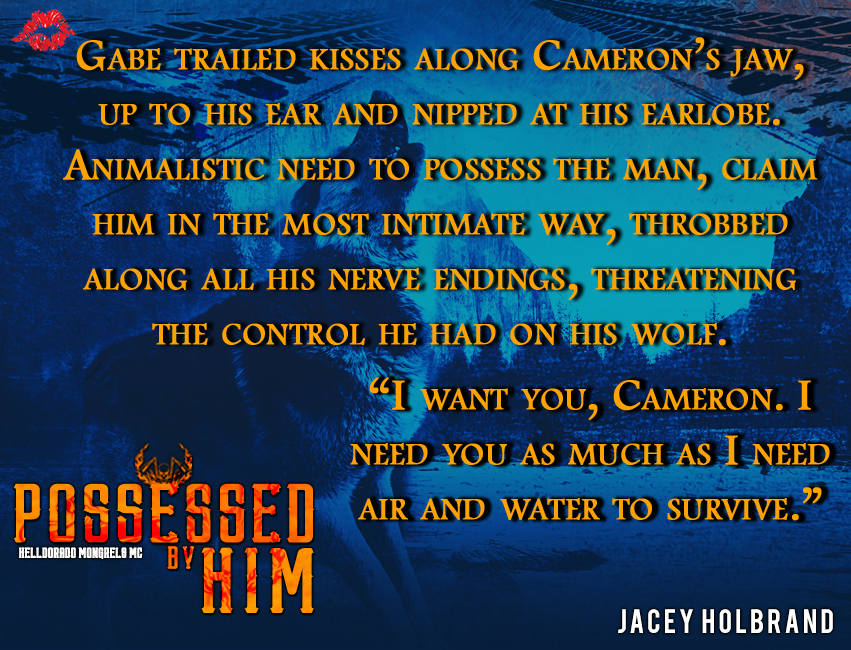Possessed by Him_teaser 1
