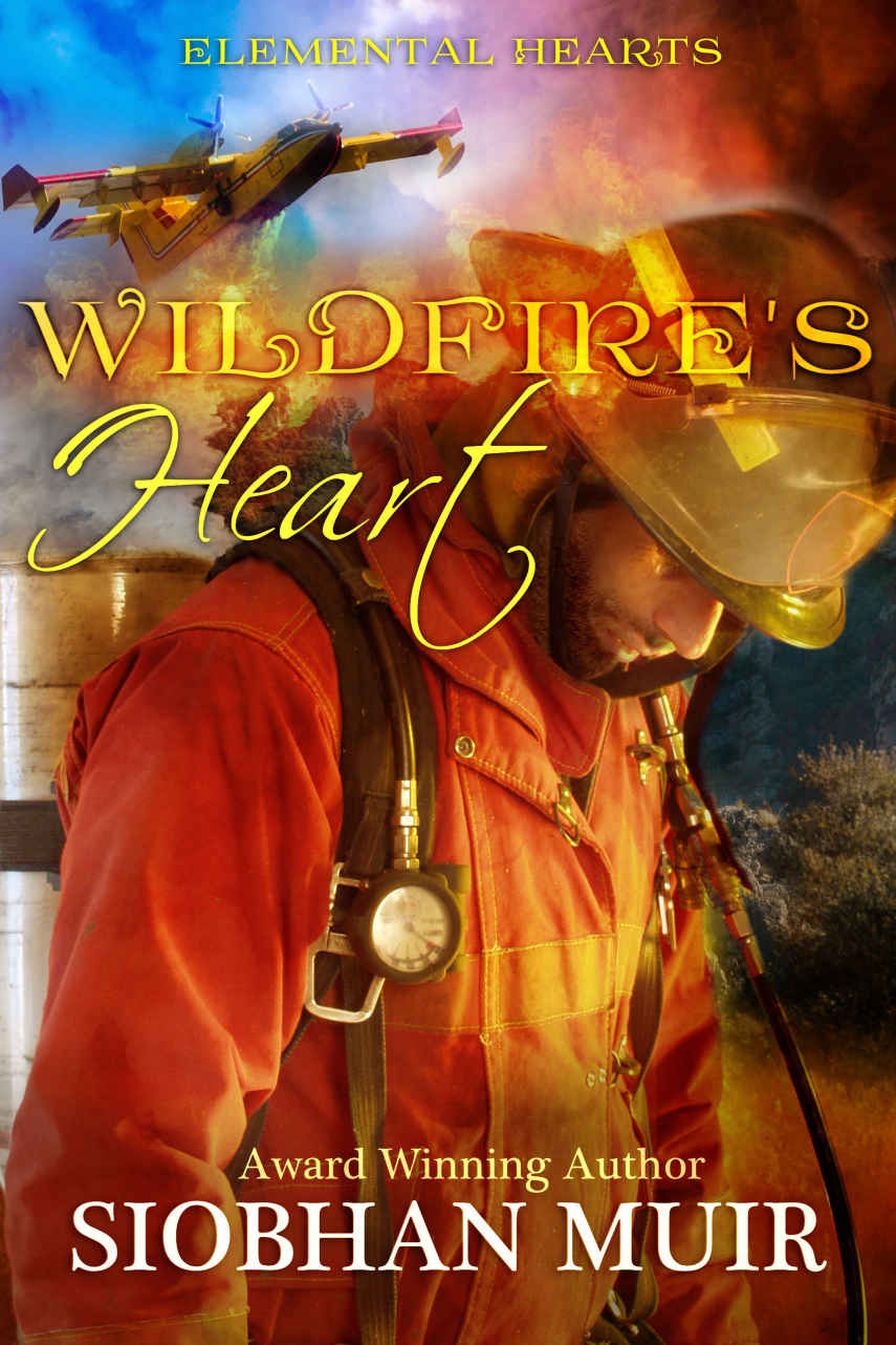 wildfires heart