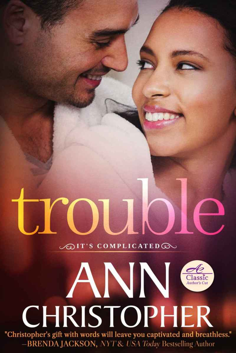 #FreebieFriday Trouble by Ann Christopher #interracial #romance