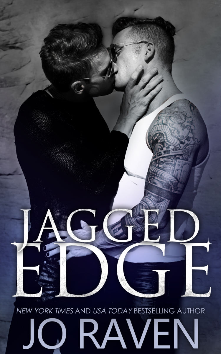 It's the worst idea ever @AuthorJoRaven #MMRomance #JaggedEdge