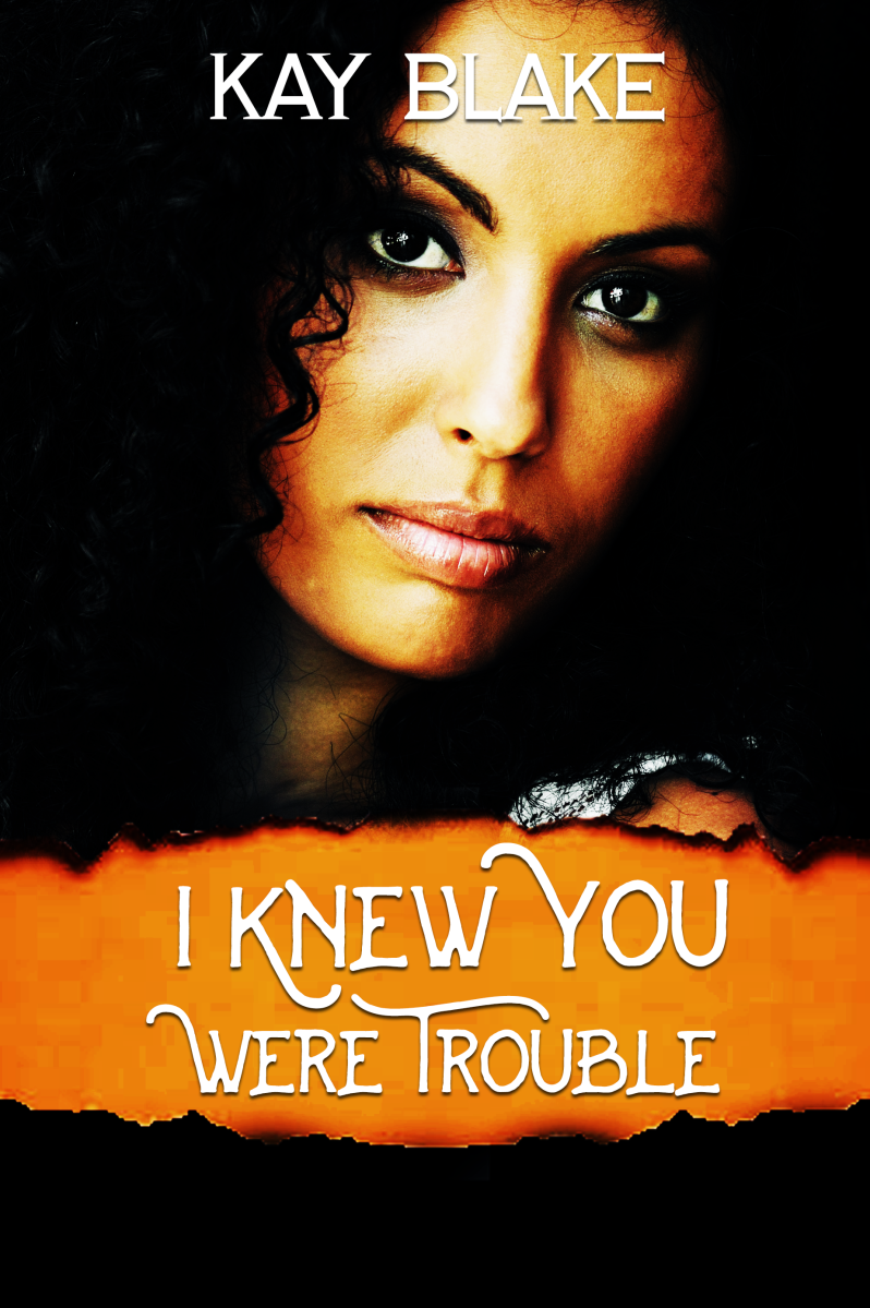 He seemed to be nothing but trouble @AuthorKayBlake #interracial #romance