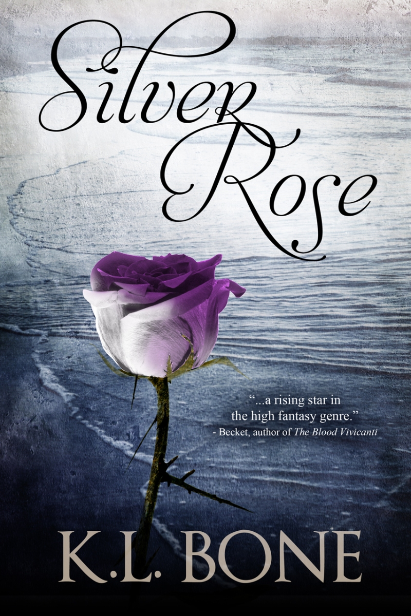 Beware the Silver Rose #DarkFantasy #GothicRomance @kl_bone #Giveaway