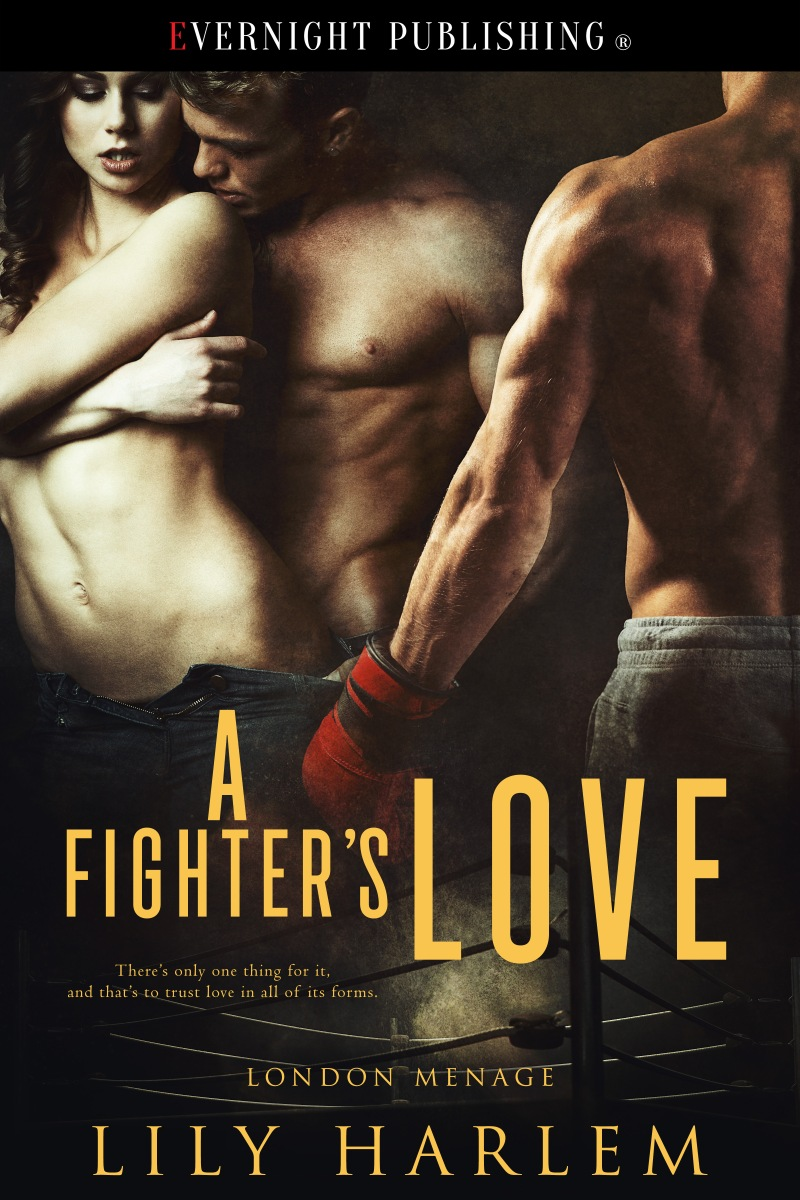 Can they make it work? #menage #erotica @lily_harlem A Fighter's Love