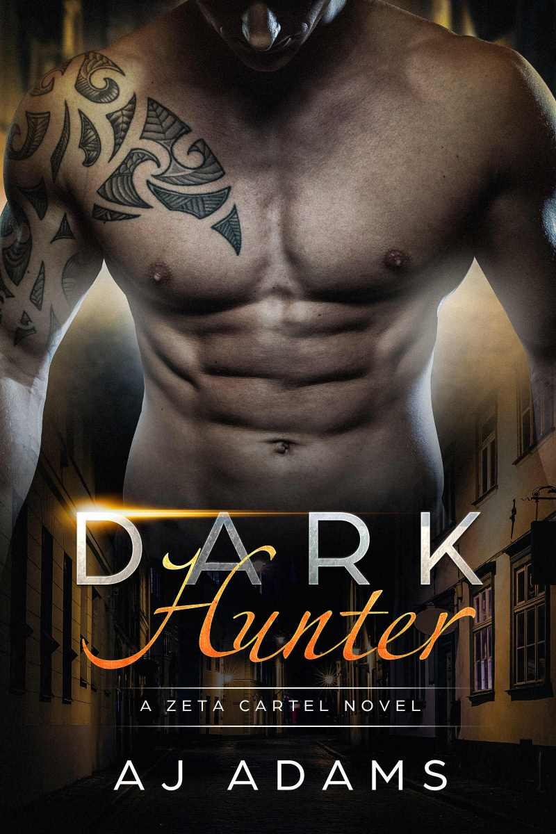 Love #DarkRomance? #Preorder Dark Hunter by AJ Adams @AuthorAJAdams
