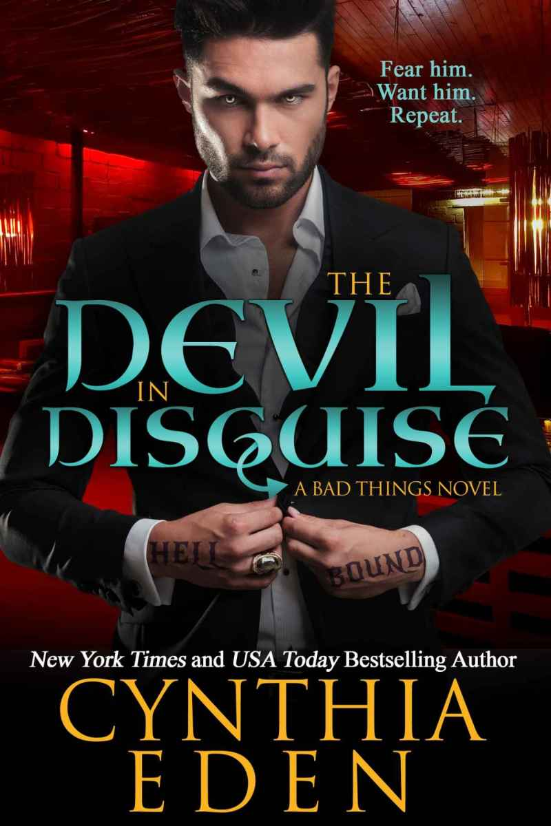 #FreebieFriday #PNR The Devil in Disguise by Cynthia Eden