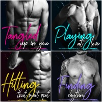 Rogue Series Rock Romance #books @laracosio