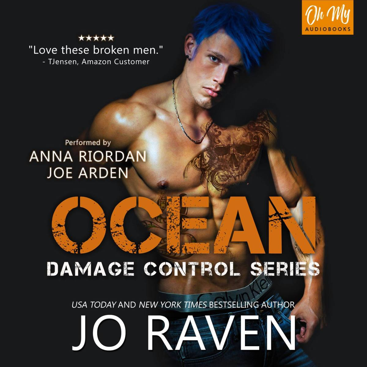 Do normal kids have to beg door to door for food? Ocean by Jo Raven #audiobook @AuthorJoRaven