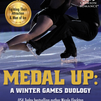 Two couples tread on thin ice at the Winter Games @NicoleFlockton @FionaMMarsden #sportsromance