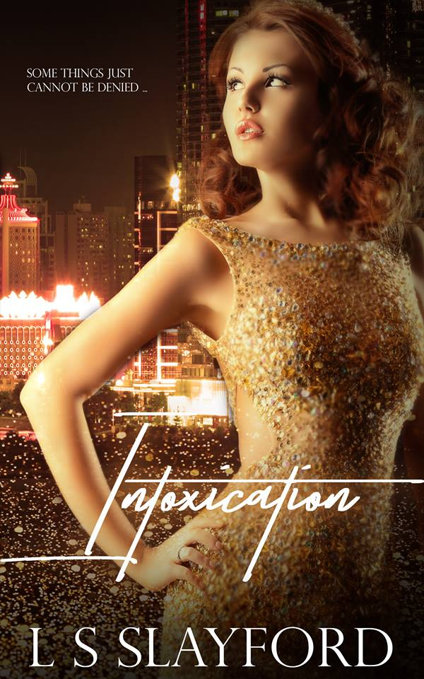 Intoxication - ebook cover