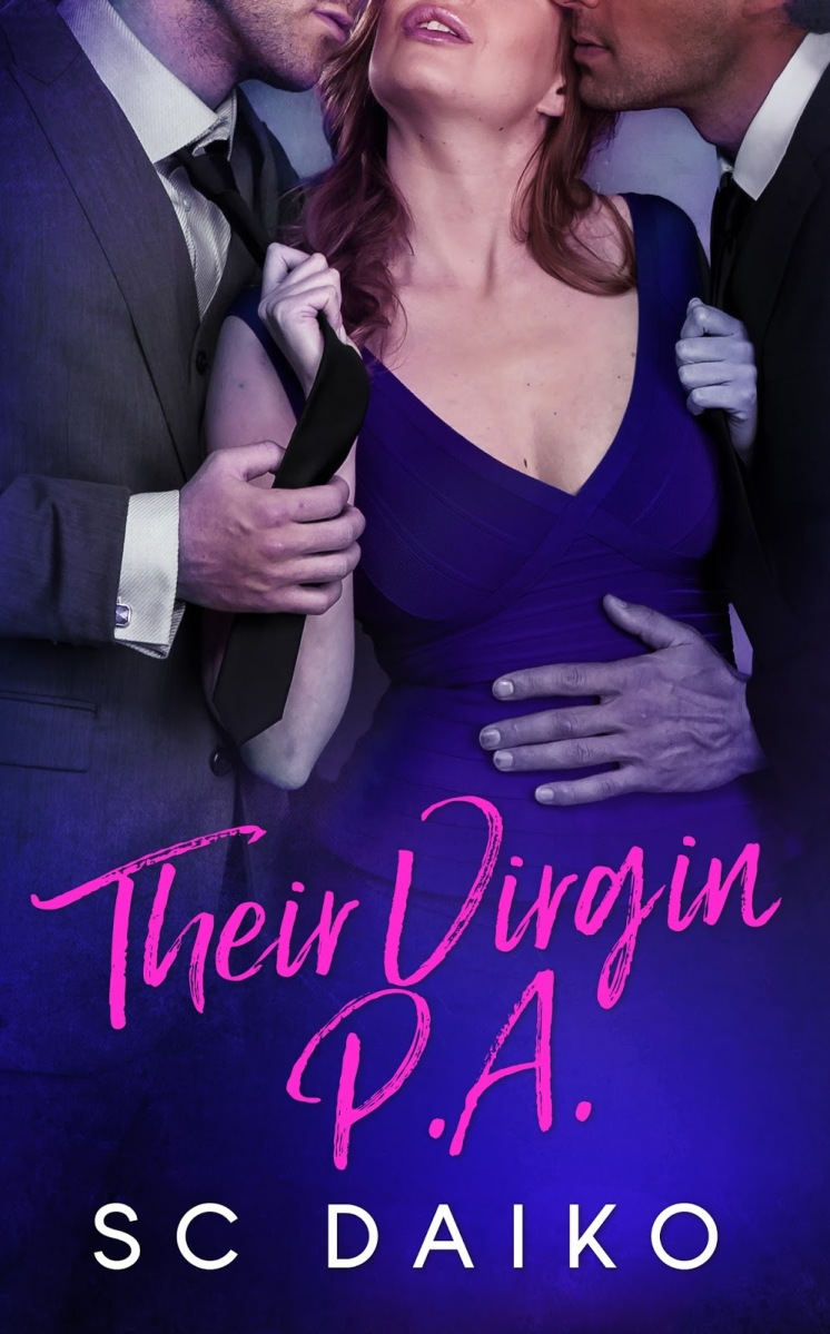 Two Super-hot billionaires for one sassy girl #menage #romantica @S_C_Daiko