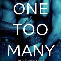 One dirty night in a stranger's bed. One Too Many by @jadewestauthor #romantica