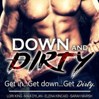 Get Down and Dirty with these 22 blue-collar heroes #preorder #99cents @romancerebels69