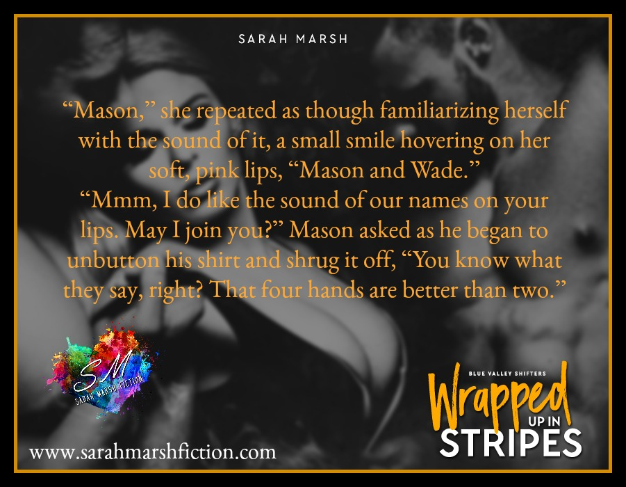 Wrapped Up in Stripes teaser 2