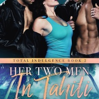 Three hearts face the music… #MMF #Menage Her Two Men in Tahiti @DanaDelamar @KristineCayne
