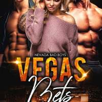 Sometimes when you bet in Sin City, it's double or nothing @kellicallahan92 #Menage #Romance