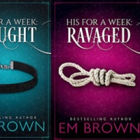 His For A Week by EM Brown #bookseries #Interracial #Romance
