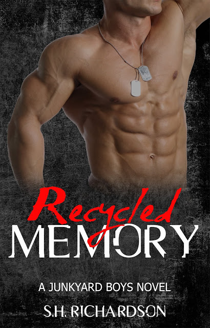 Recycled Memory ebook cover