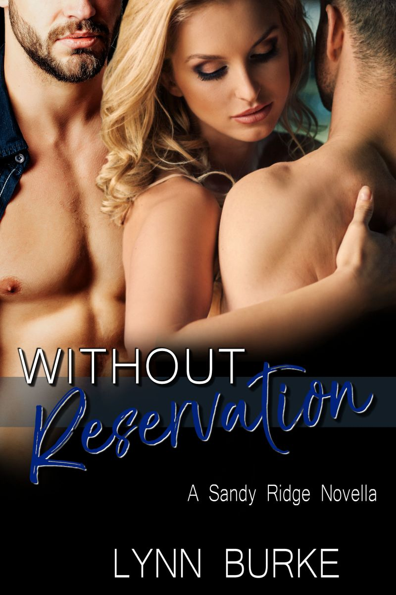 Will they be able to overcome her reservations? @AuthorLynnBurke #Menage #Romance #bookrelease