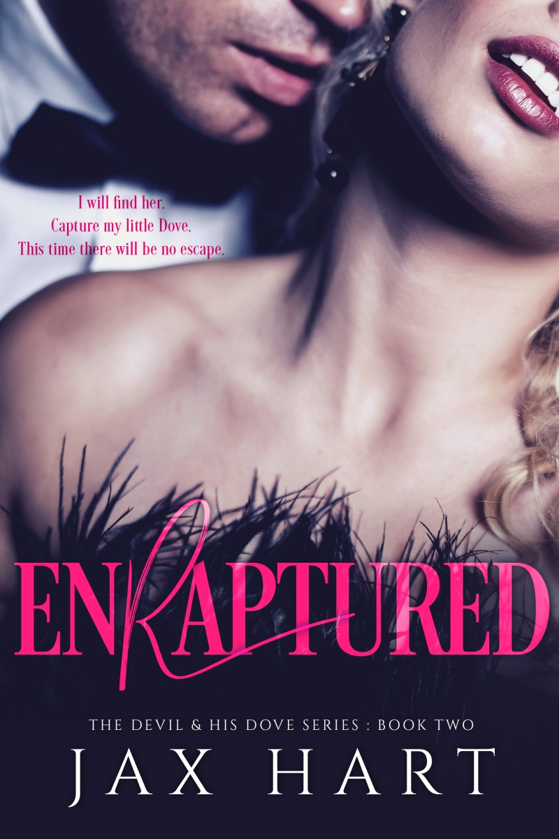 This time there will be no escape #darkromance #kindleunlimited @JaxHart2
