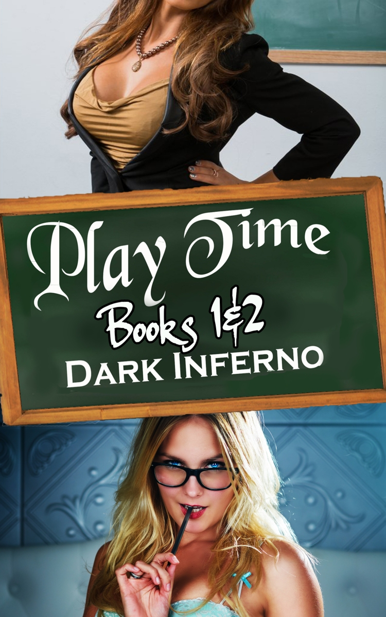 Naughty Students, Magic Girls & Demonic Succubus Teachers @RealDarkinferno #PNR #BDSM