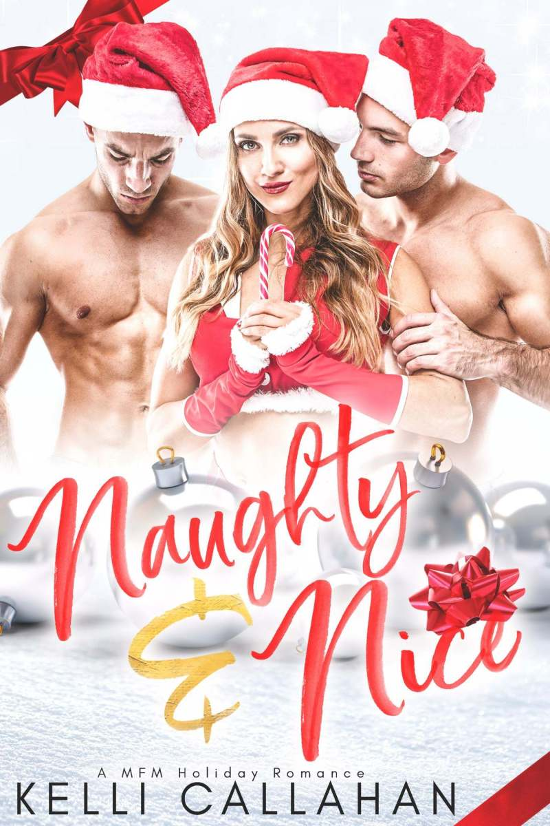 She is going to make the naughty list this year #kindleunlimited #menage #romance