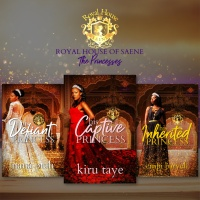 The distinguished #RHOSaene is about to be rocked by three sexy interlopers #Romance
