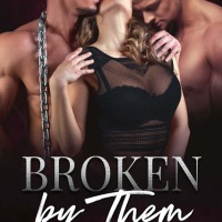 What does it mean to be truly broken? #darkromance #menage #kindleunlimited