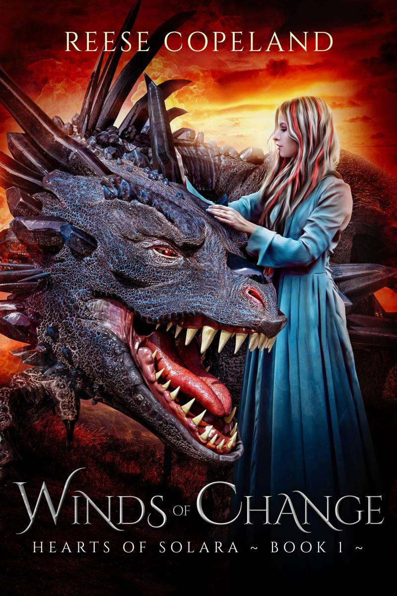 The Age of Dragons is ending |Winds of Change @RCopelandBooks #ReverseHarem #KU