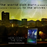When evil stirs heroes come | Here Come The Son @DahliaDonovan #MM #UrbanFantasy