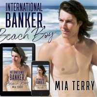 International Banker, Beach Boy by Mia Terry #MMRomance