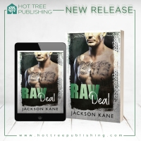 Her biggest mistake was arresting me | RAW DEAL #MCRomance @badboy_JKane