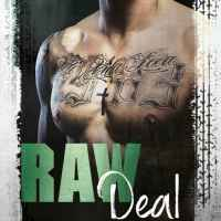 He was something out of a magazine. #amreading excerpt from RAW DEAL @badboy_JKane