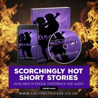 Love erotic fiction? Then check out this collection from Lucy Felthouse @cw1985