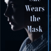#Preorder SHE WEARS THE MASK by @sstrattonbooks #womensfiction #honmagpr