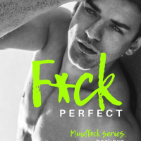 He has secrets. Who doesn't? F*CK PERFECT @danyellawallace #interracial #romance