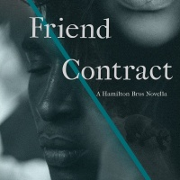 Plans get complicated | The Friend Contract by Dria Andersen #PNR #blackromance #shifters @ItsAAndersen