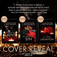 An all new exciting series from author J Kenner | FALLEN SAINT #steamyromance @juliekenner
