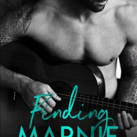 He is everything she wants | Finding Marnie by MV Ellis #RockstarRomance @authormvellis