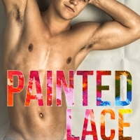 #BookRelease PAINTED LACE by KM Neuhold #MMRomance @KMNeuhold
