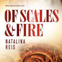 Monks, magic, and mermen, oh my! | OF SCALES & FIRE #mmromance #PNR @TichaB @hottreepubs