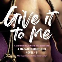 What happens when fantasy meets reality | GIVE IT TO ME @ml_nystrom @hottreepubs #MacAteerBrothers