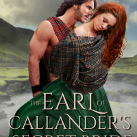 #BookRelease The Earl of Callander's Secret Bride by Cassie O'Brien & @RavenMcAllan #historicalromance @cassieo_author