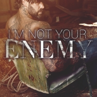 The line between love and hate | I'm Not Your Enemy @caradeewrites #MMRomance #kindleunlimited