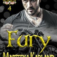 Fury by Marteeka Karland @marteekakarland #MCRomance #sportsromance